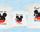 Kit Familia mickey 5