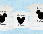 Kit Familia mickey 4