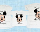 Kit Familia mickey 2