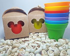 KIT KRAFT MICKEY -SEMENTE PERSONALIZADA