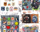 PATCHES BORDADOS TERMOCOLANTES