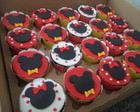 Cupcakes - Mickey & Minnie