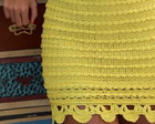 Saia Gold Crochet