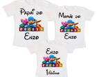 Kit 3 Camiseta Pocoyo