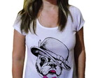 Camiseta Feminina Pets Dog sweet Fashion