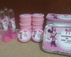 Kit Festa Minnie 90 Pçs