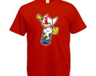 Camiseta Colorida Kick Buttowski