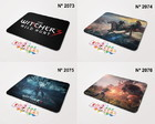 Mouse Pad The Witcher 3 Wildhunt Gamer