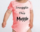 Body bebê - Harry Potter - Snuggle