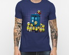 Camiseta Minions Doctor Who Police 099