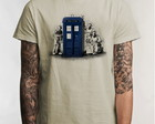 Camiseta Doctor Who Police Box 5097