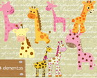 Kit Digital Girafe