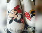 all star personalizado minnie