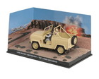 Miniatura Land Rover 007 James Bond