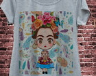 T Shirt Mescla Frida