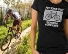 Camiseta Feminina Put Some Fun - Bike