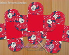 Forminhas - Minnie Mouse