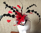 Fascinator Red Queen