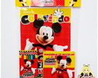 Kit Colorir com Massinha Mickey Mouse