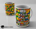 Caneca Keep Calm Lego