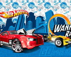 Papel Arroz A4 Hot Wheels