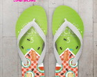 Chinelo Infantil Tema Piquenique