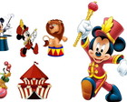 mickey circo kit festa display mdf 6mm