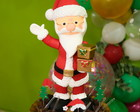 Papai Noel decorativo G
