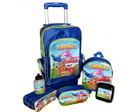 Kit Mochila Escolar Personalizada Super Wings 10 pçs