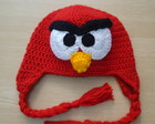 Touca Red Bird - Angry Birds