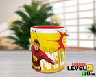 Caneca de Porcelana Chapolin Colorado