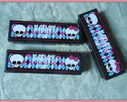 Domino Personalizado Monster Hig