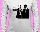 Camiseta Pulp Fiction Canoa Longa 1