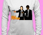 Camiseta Pulp Fiction Canoa Longa 2