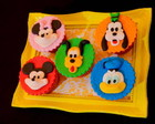 Cupcake Turma do Mickey