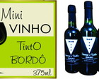 Mini Vinho 375ml .