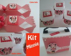 KIT PERSONALIZADO MINNIE
