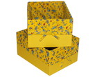 Kit de organizadores Yellow Flowers Blue