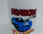 Copo caldereta 500 ml hot wheels