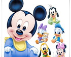 Kit Display Festa Infantil Disney Baby