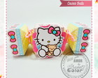 CAIXA BALA - Hello Kitty