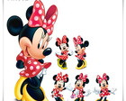 Kit Display Festa Infantil Minnie Disney