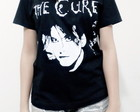 Camisa feminina THE CURE