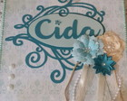 Caixa Scrap Decor Personalizda