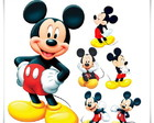 Kit Display Festa Infantil Mickey Disney