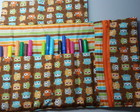ESTOJO ESCOLAR PATCHWORK