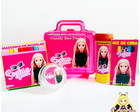 Kit Maleta Barbie personalizado