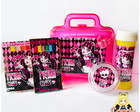 Kit Maleta Monster High personalizado