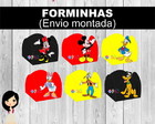 Forminha Turma do Mickey - 2