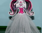 Tubete Monster High com Tule